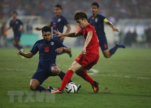 U23 Viet Nam - U23 Thai Lan 4-0: Thang tien vong chung ket hinh anh 4