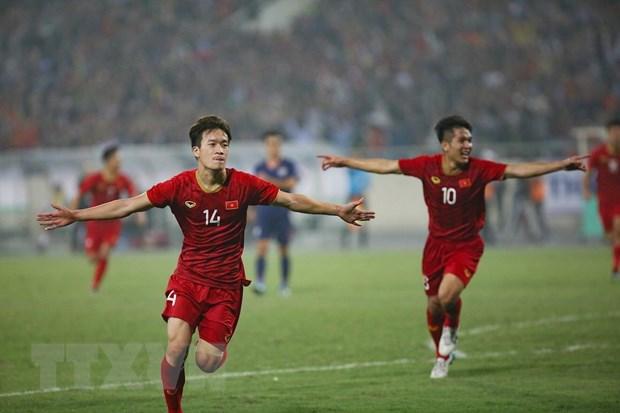 Ha U23 Thai Lan 4-0, U23 Viet Nam hien ngang vao VCK U23 chau A hinh anh 2