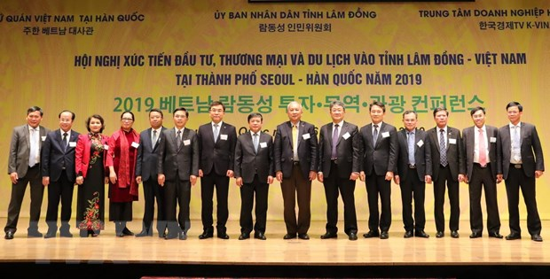 Han Quoc: Thuc day thuong mai, dau tu va du lich vao Lam Dong hinh anh 1