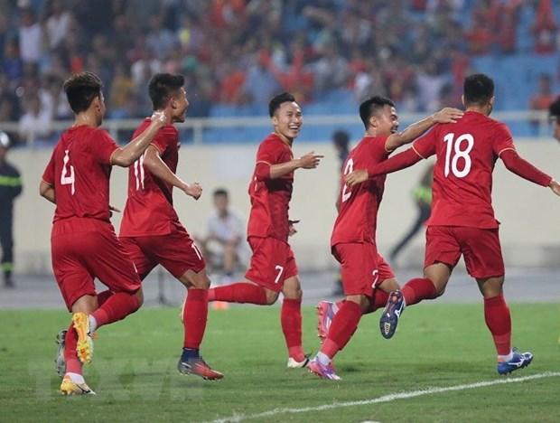 Xac dinh doi bong dau tien gianh ve du vong chung ket U23 chau A 2020 hinh anh 1