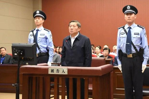 Trung Quoc xu cuu Pho Truong ban Tuyen truyen trung uong 14 nam tu hinh anh 1