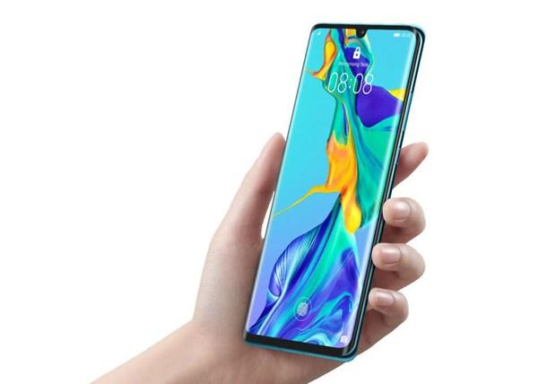 Huawei chinh thuc ra mat dong smartphone 'sieu chup hinh' hinh anh 1
