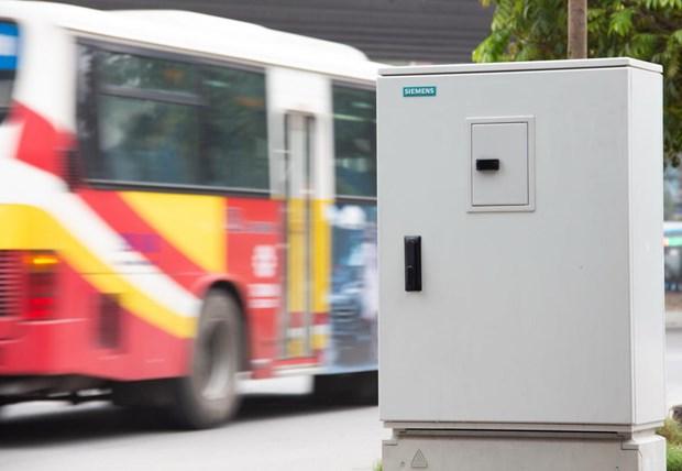Siemens trien khai giai phap giao thong thong minh cho Ha Noi hinh anh 1