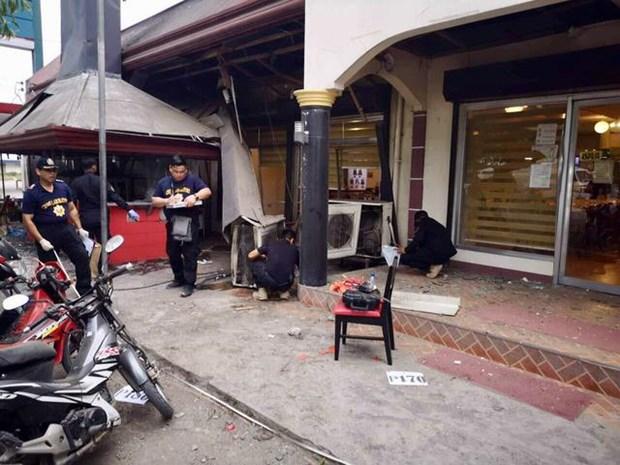 Philippines siet chat an ninh sau vu no tai nha hang o mien Nam hinh anh 1