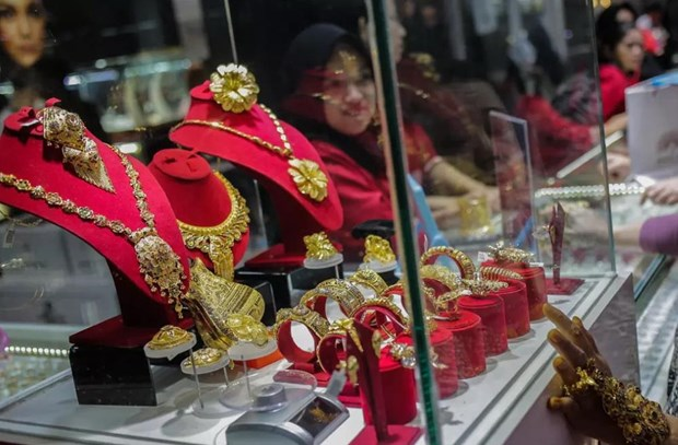 Indonesia: Khai mac Hoi cho trang suc quoc te Jakarta 2019 hinh anh 2