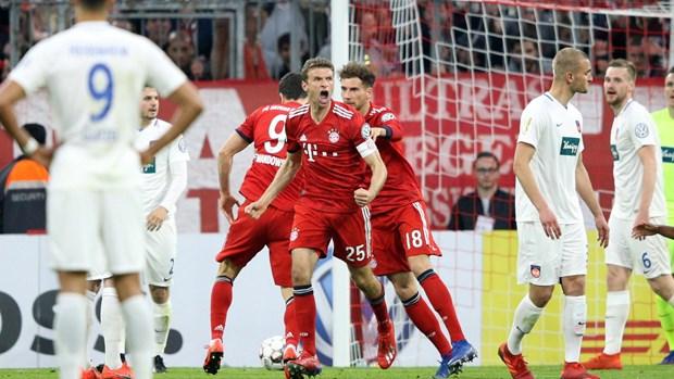 Bayern Munich - Borussia Dortmund: Tran 'chung ket' cua mua giai hinh anh 2