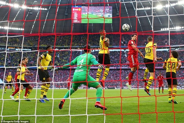 Bayern Munich huy diet Dortmund o tran 'chung ket' cua mua giai hinh anh 1