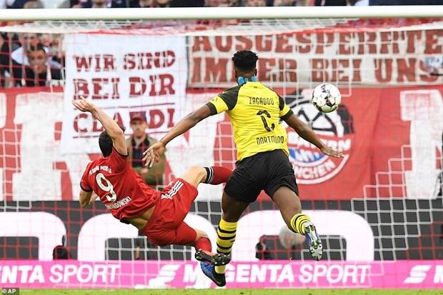 Bayern Munich huy diet Dortmund o tran 'chung ket' cua mua giai hinh anh 2