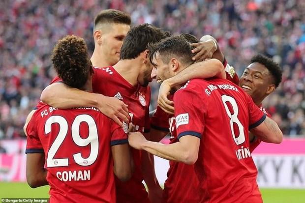 Hau Klassiker Duc: Nguyen do Bayern Munich vui dap Dortmund 5-0 hinh anh 3