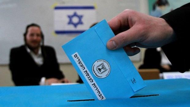 Israel dong cac cua khau o Gaza va Bo Tay de chuan bi cho bau cu hinh anh 1