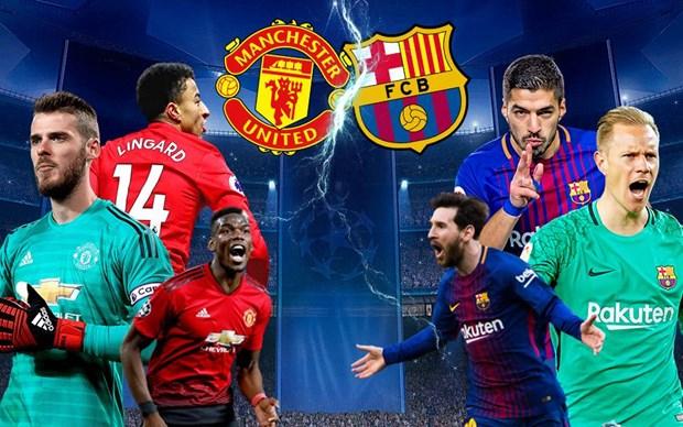 Champions League: M.U chua bao gio thua Barcelona tren san nha hinh anh 1
