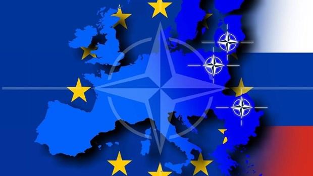 Nga va NATO hoan toan cham dut hop tac o ca dan su va quan su hinh anh 1