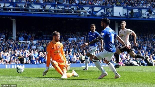 Everton doi
