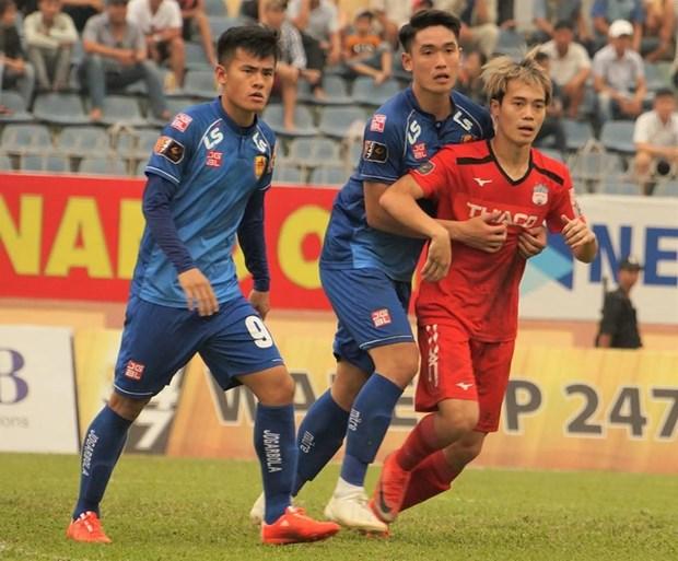HLV Hoang Anh Gia Lai tu chuc sau tran thua dam Quang Nam hinh anh 2