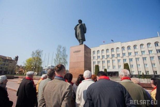 Dai dien Viet Nam tham du ky niem 149 nam ngay sinh V. I. Lenin hinh anh 1