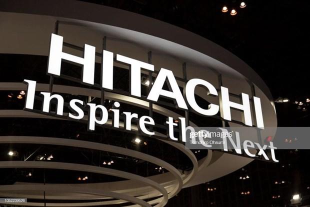 Tap doan Hitachi chi 1,43 ty USD mua nha may lap rap robot cua My hinh anh 1