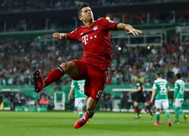 Bayern Munich doi dau RB Leipzig o chung ket Cup Quoc gia hinh anh 2