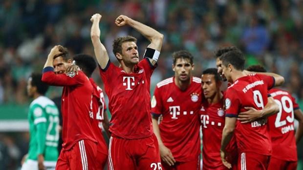 Bayern Munich doi dau RB Leipzig o chung ket Cup Quoc gia hinh anh 1