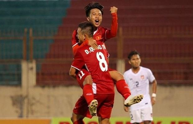 U16 va U19 Viet Nam thi dau tren san nha o vong loai chau A hinh anh 1
