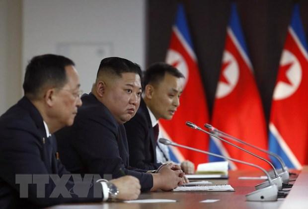 Chuyen gia: Thuong dinh Nga-Trieu kho lam thay doi chinh sach cua My hinh anh 1
