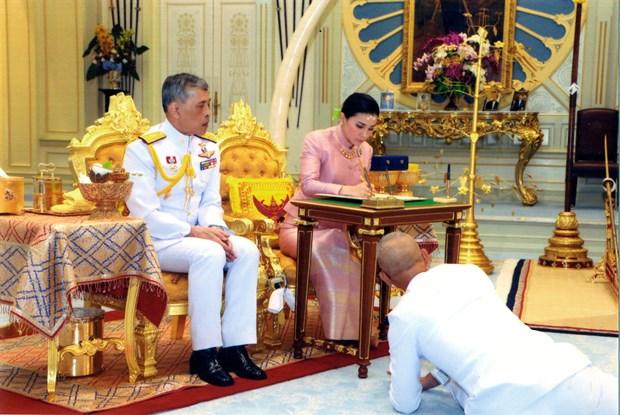 Nhung dieu chua biet ve tan Hoang hau Thai Lan Suthida hinh anh 4