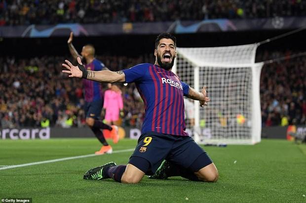 Messi toa sang ruc ro, Barcelona vui dap Liverpool tai Nou Camp hinh anh 1