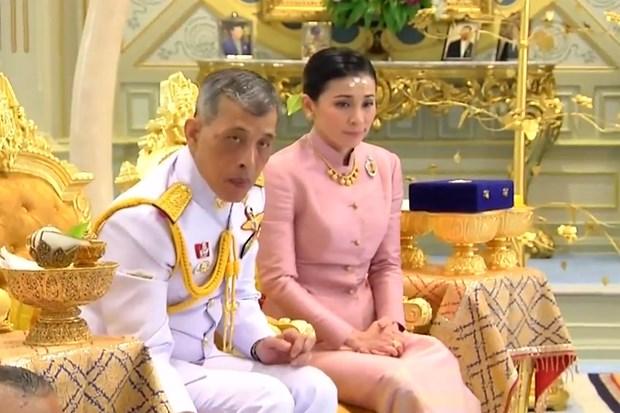 Nhung dieu chua biet ve tan Hoang hau Thai Lan Suthida hinh anh 2