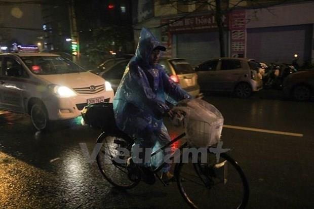 Dem 4/5, cac tinh Bac Bo va Thanh Hoa co mua dong dien rong hinh anh 1