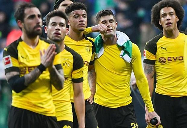 Dortmund mat diem, Bayern chi con cach ngoi vuong 1 tran thang hinh anh 2