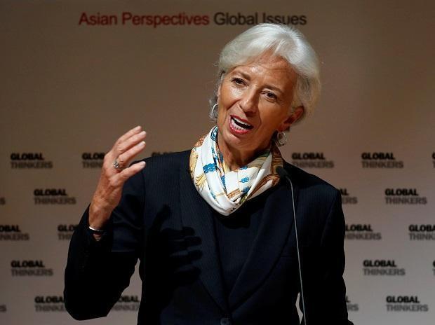 IMF: Cang thang thuong mai My-Trung de doa kinh te the gioi hinh anh 1