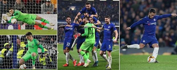 Arsenal cham tran Chelsea o tran chung ket Europa League hinh anh 2