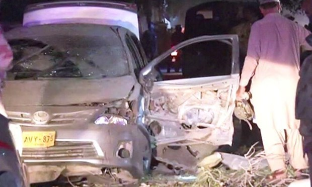 Pakistan: Danh bom nham vao luc luong canh sat tai Quetta hinh anh 1