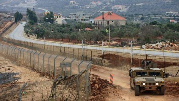 My lam trung gian hoa giai tranh chap bien gioi Liban-Israel hinh anh 1
