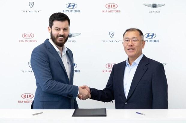 Hyundai, Kia se dau tu 80 trieu euro vao hang oto dien cua Croatia hinh anh 1