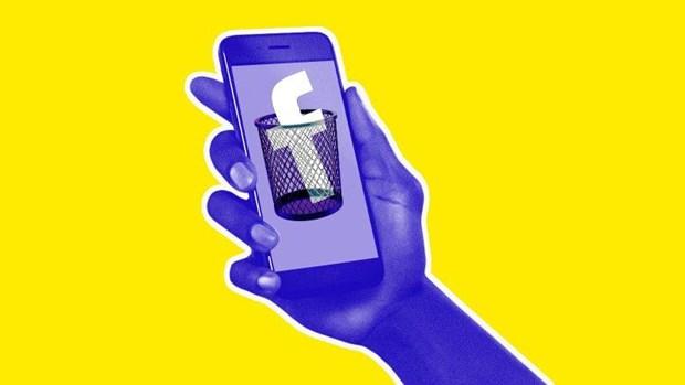 [Video] Facebook xoa hang tram tai khoan 'khong trung thuc' hinh anh 1