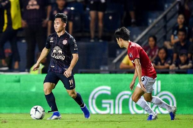 Van Lam khong the giup Muangthong thoat thua truoc Buriram hinh anh 1