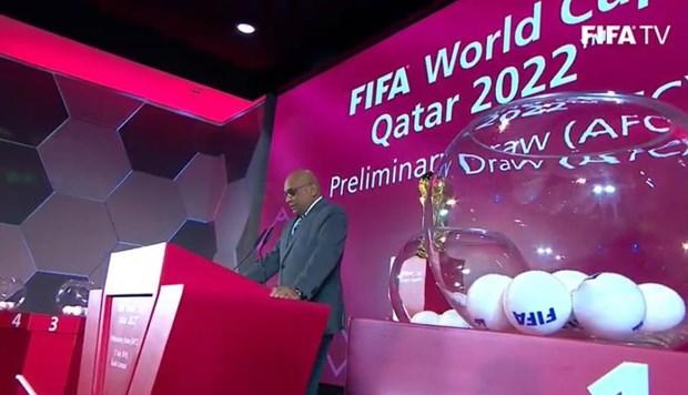 Vong loai World Cup: Viet Nam gap UAE, Thai Lan, Malaysia, Indonesia hinh anh 3