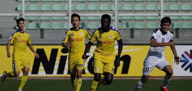 Ha Altyn Asyr, Ha Noi FC thang tien chung ket AFC Cup 2019 hinh anh 1