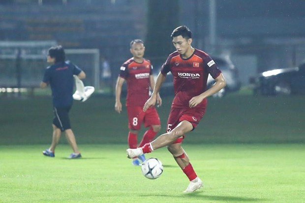 HLV Park Hang-seo chot danh sach sang Thai Lan da vong loai World Cup hinh anh 1