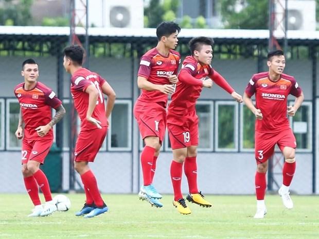 Tuyen Viet Nam chot danh sach: HLV Park Hang-seo loai Ha Minh Tuan hinh anh 1