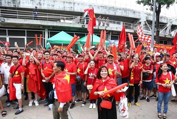 Thai Lan va Viet Nam chia diem o tran ra quan vong loai World Cup hinh anh 2