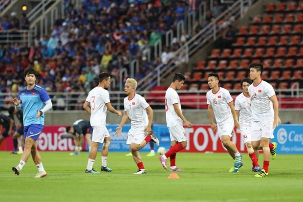 Thai Lan va Viet Nam chia diem o tran ra quan vong loai World Cup hinh anh 4