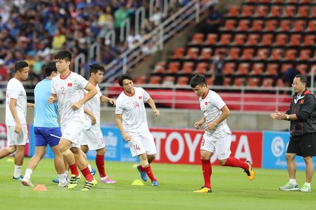 Thai Lan va Viet Nam chia diem o tran ra quan vong loai World Cup hinh anh 5