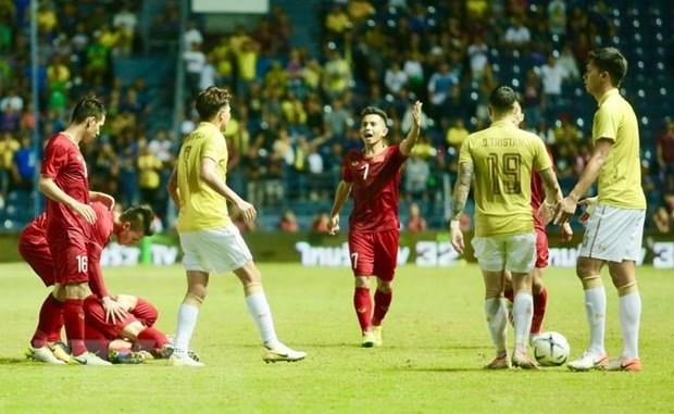 Video xem truc tiep Thai Lan-Viet Nam tai vong loai World Cup hinh anh 1