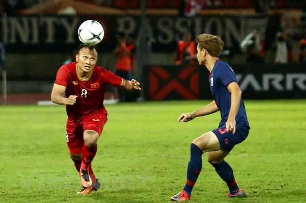 Thai Lan va Viet Nam chia diem o tran ra quan vong loai World Cup hinh anh 8