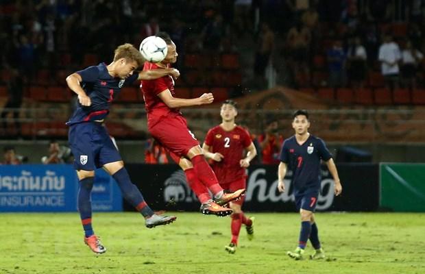 Thai Lan va Viet Nam chia diem o tran ra quan vong loai World Cup hinh anh 10