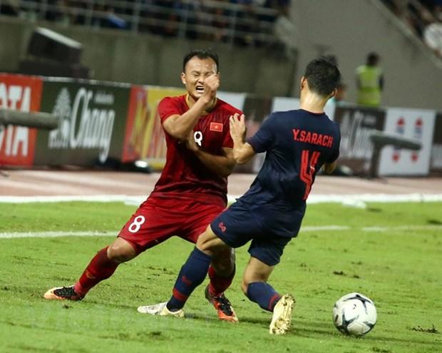Thai Lan va Viet Nam chia diem o tran ra quan vong loai World Cup hinh anh 11