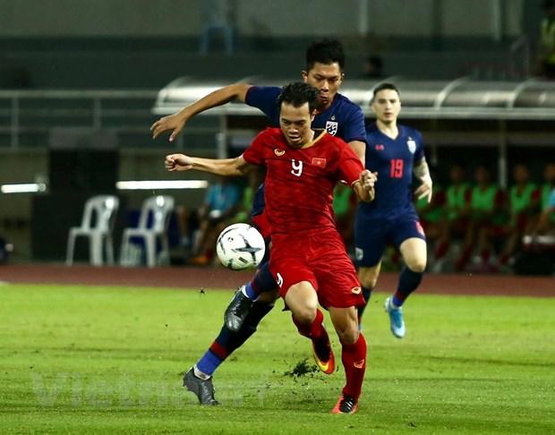 Thai Lan va Viet Nam chia diem o tran ra quan vong loai World Cup hinh anh 6