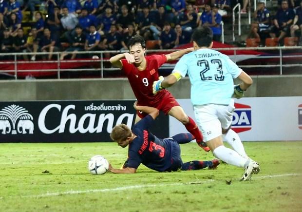 Thai Lan va Viet Nam chia diem o tran ra quan vong loai World Cup hinh anh 14
