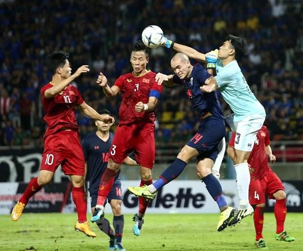 Thai Lan va Viet Nam chia diem o tran ra quan vong loai World Cup hinh anh 13